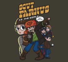 Scut Farkus vs. The World T-Shirt