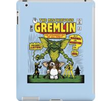 The Mischievous Gremlin iPad Case/Skin