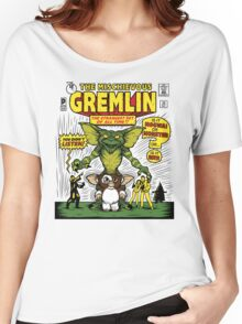 The Mischievous Gremlin Women's Relaxed Fit T-Shirt