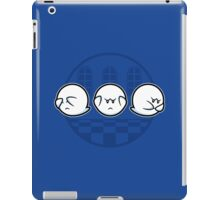 Boo No Evil iPad Case/Skin