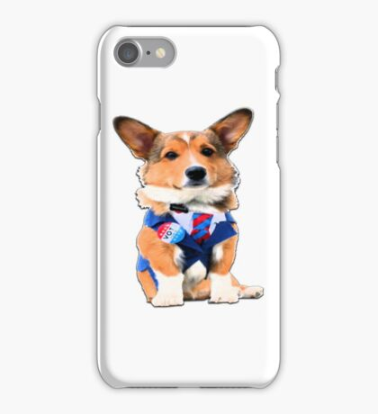 cute dog voting 2016 presidential elections funny iPhone Case/Skin