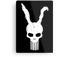 The Bunnisher Metal Print