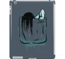 Pocket Samara iPad Case/Skin