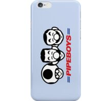 Pipe Boys iPhone Case/Skin