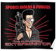 The Paranormal Exterminator Poster