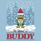 The Legend of Buddy by mikehandyart
