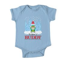 The Legend of Buddy One Piece - Short Sleeve