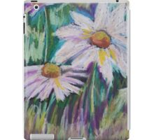 Oil Daisies iPad Case/Skin