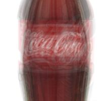 Coke Bottle Overlay Sticker
