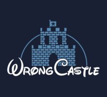 Wrong Castle One Piece - Long Sleeve