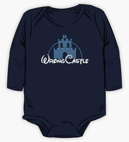 Wrong Castle Kids Clothes