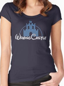 Wrong Castle Women's Fitted Scoop T-Shirt