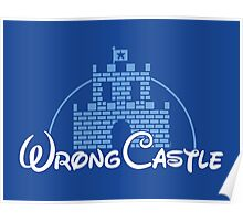Wrong Castle Poster