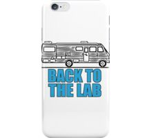 Back to the Lab iPhone Case/Skin