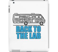 Back to the Lab iPad Case/Skin