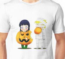 Naruto and Hinata Halloween Unisex T-Shirt