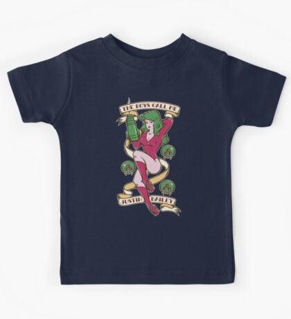 Tattroid Kids Clothes