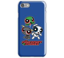 The Powerpuft Ghouls iPhone Case/Skin