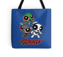 The Powerpuft Ghouls Tote Bag