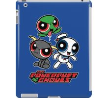 The Powerpuft Ghouls iPad Case/Skin
