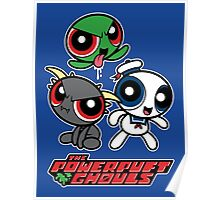 The Powerpuft Ghouls Poster