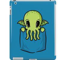 Pocket Cthulhu iPad Case/Skin
