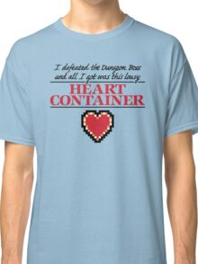 Lousy Heart Container Classic T-Shirt