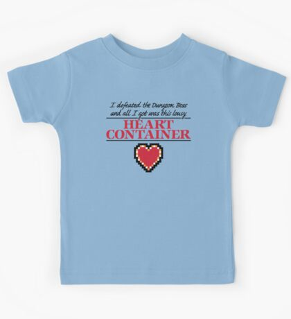Lousy Heart Container Kids Clothes
