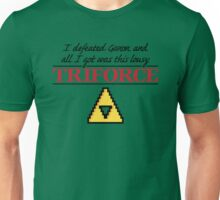 Lousy Triforce Unisex T-Shirt