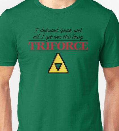 Lousy Triforce T-Shirt