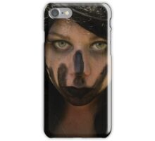 I didn't ask for you to silence me iPhone Case/Skin