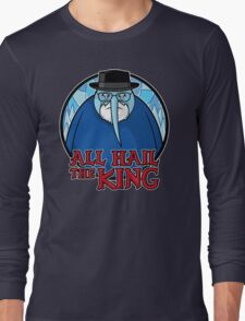 The King of Ice Long Sleeve T-Shirt