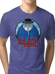 The King of Ice Tri-blend T-Shirt