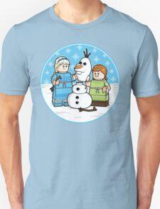 Want to Build a Snowman? Unisex T-Shirt
