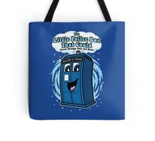 The Little Police Box Tote Bag