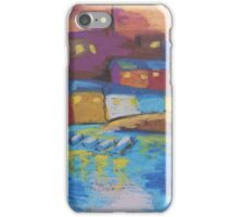 Oil Houses iPhone Case/Skin