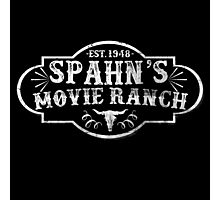 Charles Manson - Spahn's Movie Ranch Photographic Print