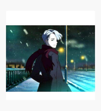 Goodbye for Now - Yuri!!! on Ice Photographic Print