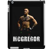 mcgregor iPad Case/Skin