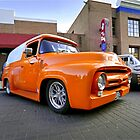 Ford F-100 Panel truck by mal-photography