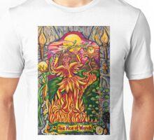 Ace of Wands Unisex T-Shirt
