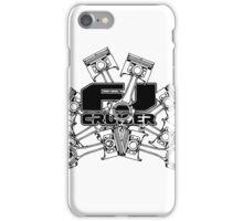 Piston Fj Cruiser  iPhone Case/Skin