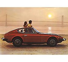 280Z Brochure Photographic Print