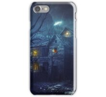 nightdark iPhone Case/Skin