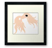 Junko Enoshima Framed Print