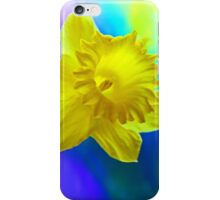 Daffodil Flower iPhone Case/Skin