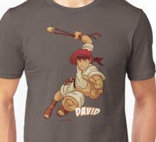 David Unisex T-Shirt
