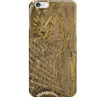 Vintage Pictorial Map of Fort Worth TX (1891) iPhone Case/Skin