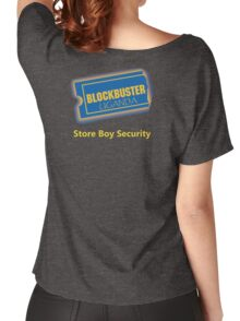 Store Boy Security Women's Relaxed Fit T-Shirt