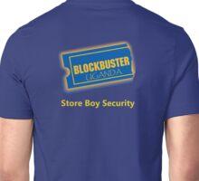 Store Boy Security Unisex T-Shirt
